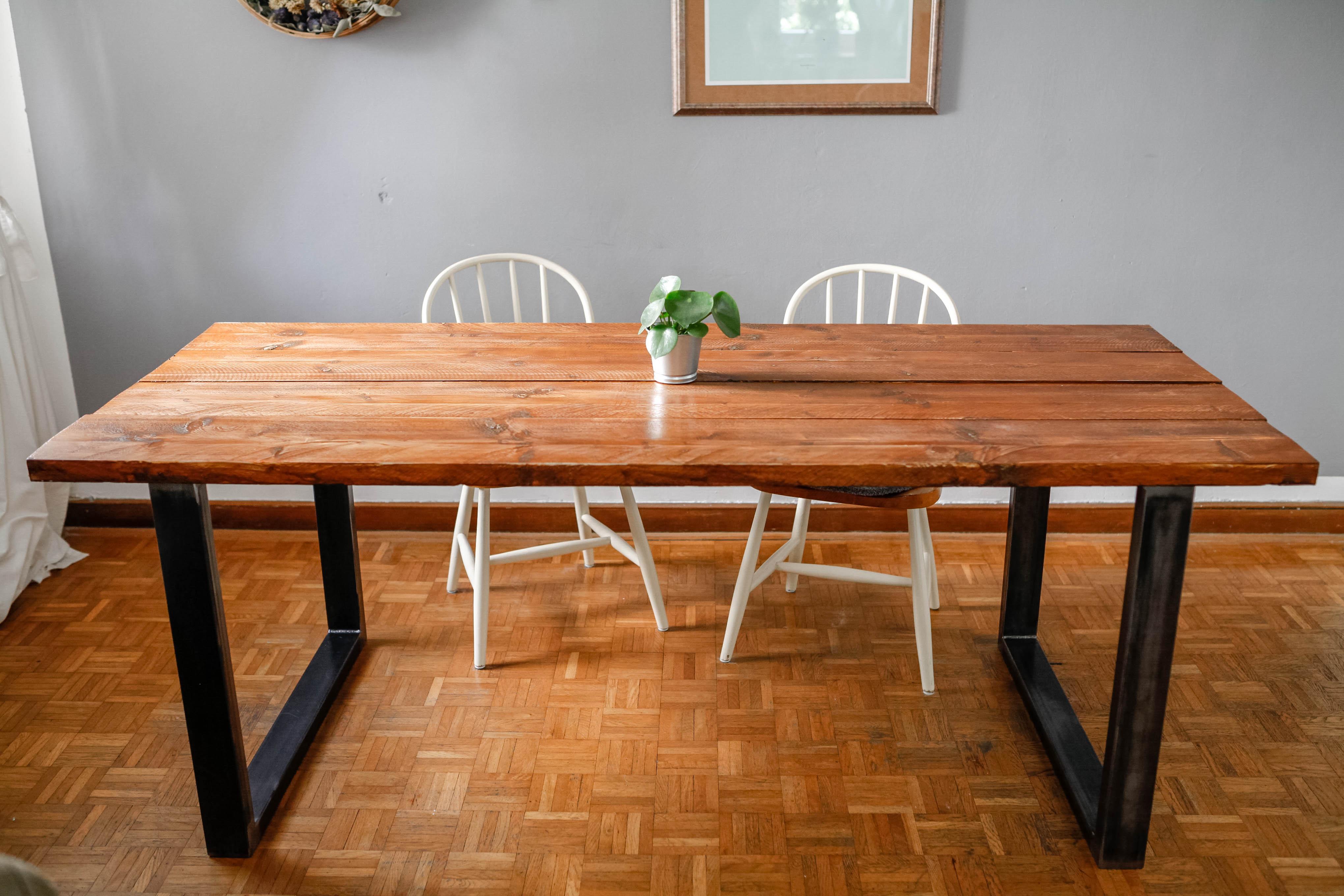 Diy Tisch Bauen Gemacht Wie Gedacht